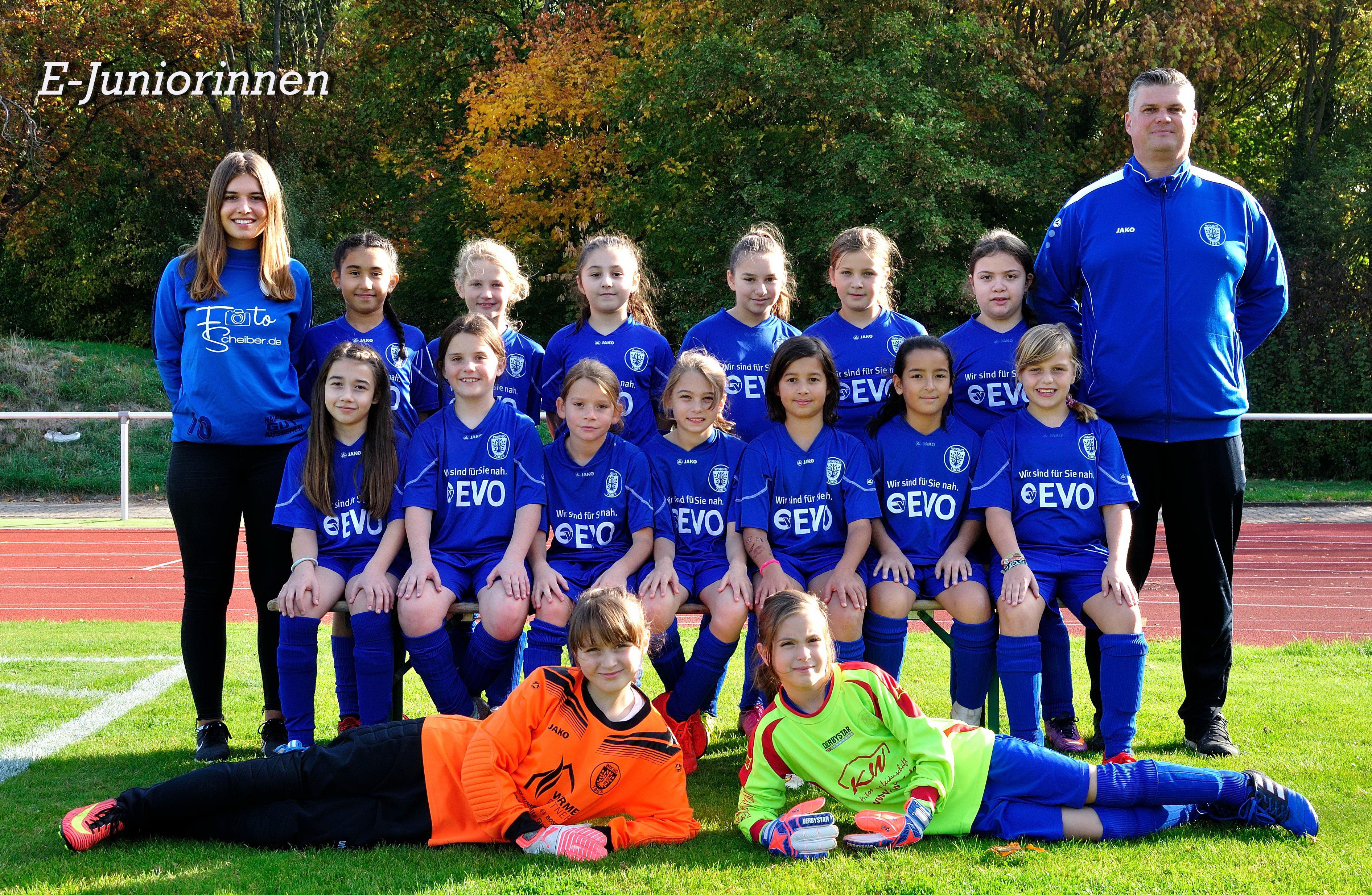 Sg Wiking Fussball Juniorinnen